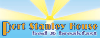 Port Stanley House Accommodations logo